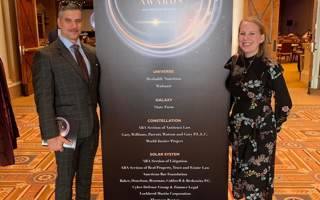 CDG sponsors the ABA Spirit of Excellence Awards